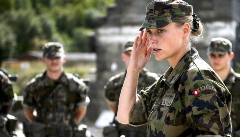 Ученые выяснили, зачем женщины идут воевать