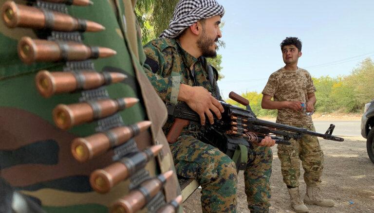 Пентагон утверждает, что ОАЭ финансируют российских теневых наемников в Ливии