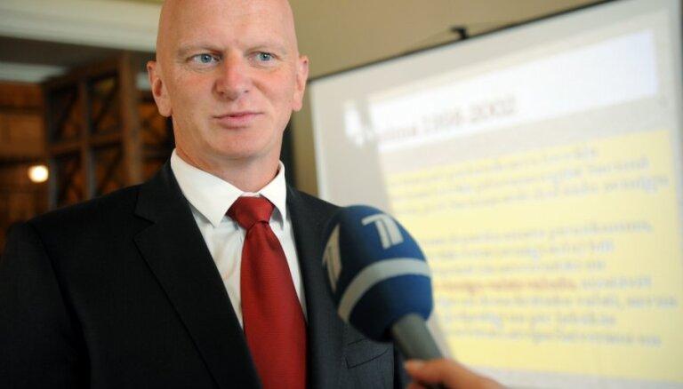 Закис: вопрос реституции собственности евреев не единственная причина отставки Берзиньша