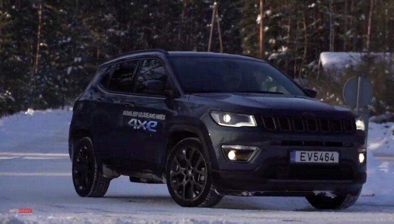 ВИДЕО: Jeep Compass указывает новое направление