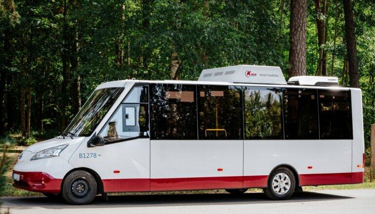 Ar jaunu nosaukumu un izskatu sāk sniegt pasažieru pārvadājumus Pierīgas un Saldus-Kuldīgas novada maršrutos