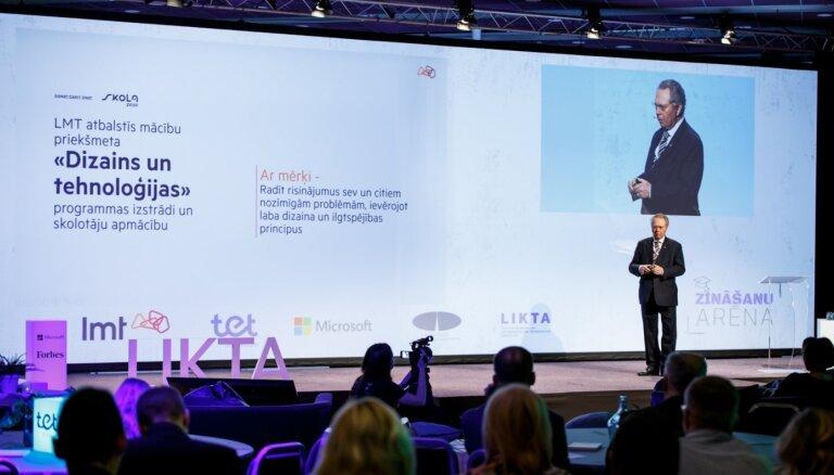 Mācību priekšmeta 'Dizains un tehnoloģijas' ieviešanā iesaistīsies arī LMT