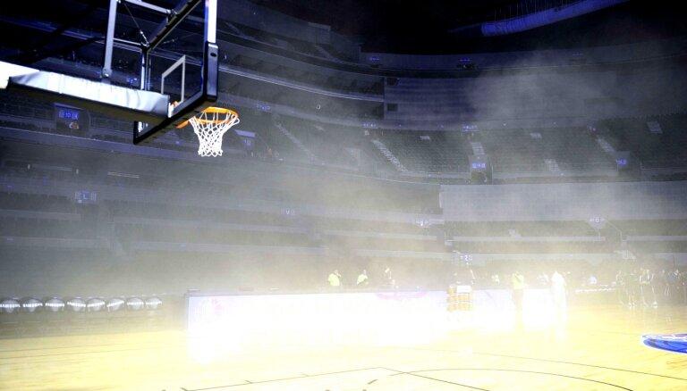 Dažas NBA komandas atsāk treniņus