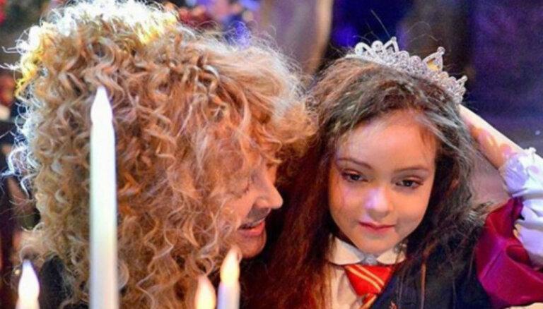 ФОТО: Киркоров по-королевски отметил день рождения дочери