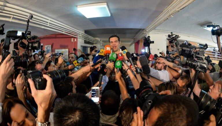 Из правительства Греции убрали противников режима жесткой экономии