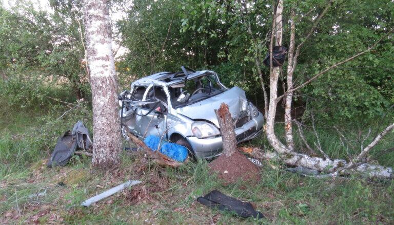 В аварии погибли два талантливых латвийских баскетболиста