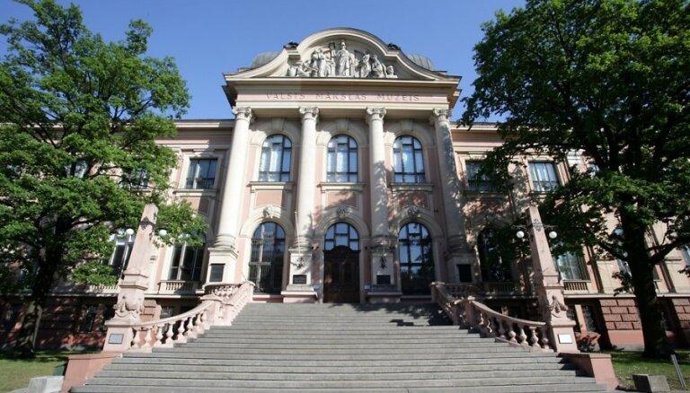 Pie restaurējamās Latvijas Nacionālās mākslas muzeja ēkas izvietos tirdzniecības kiosku