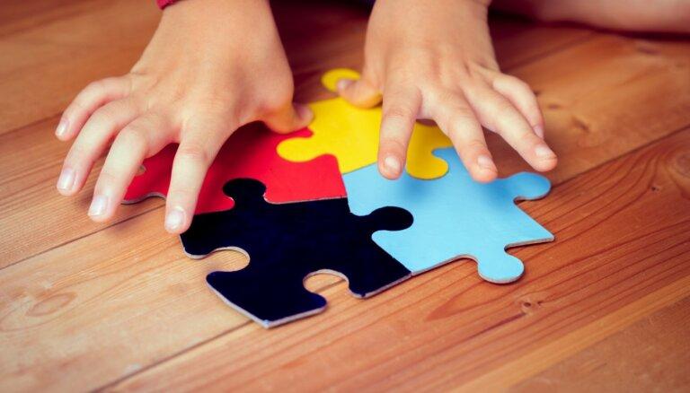 Uzsāk labdarības akciju bērniem ar autiskā spektra traucējumiem
