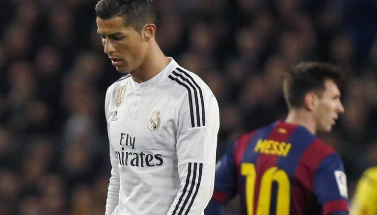 Mesi, Ronaldu un Kasiljass iekļauti UEFA '21. gadsimta izlasē'