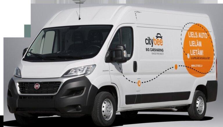 Rīgā darbību sāks automašīnu koplietošanas uzņēmums 'CityBee'