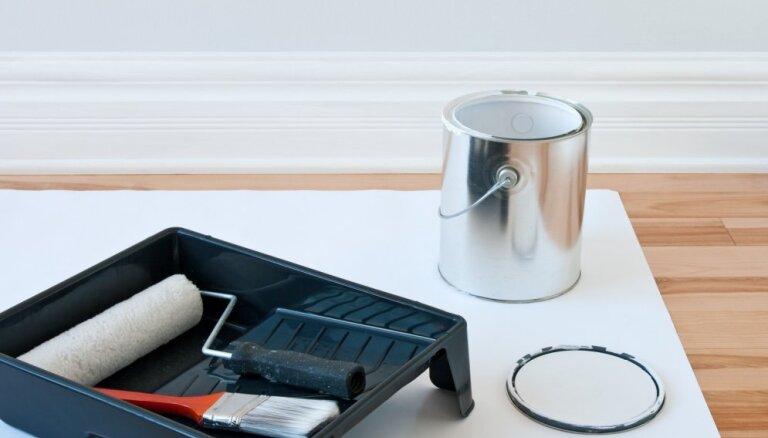 Dabai draudzīgs remonts: kas ir dabīgās krāsas un kā tās izmantot