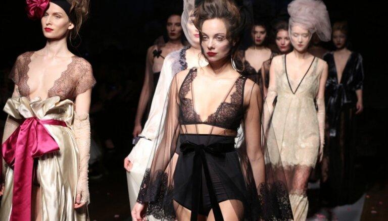 ФОТО: Эротичным и чувственным Гала-шоу завершилась Рижская неделя моды