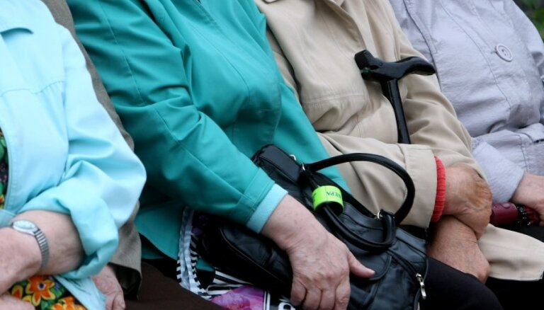ЦСУ: Почти 14% жителей Латвии— в предпенсионном возрасте