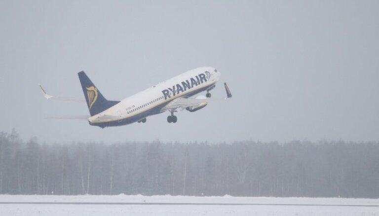 Lidosta 'Rīga' un 'Ryanair' vienojušās par virszemes pakalpojumu līguma nosacījumiem