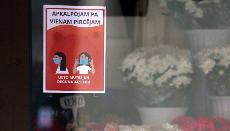 Latvijā piektdien atklāti 816 jauni Covid-19 inficēšanās un septiņi nāves gadījumi