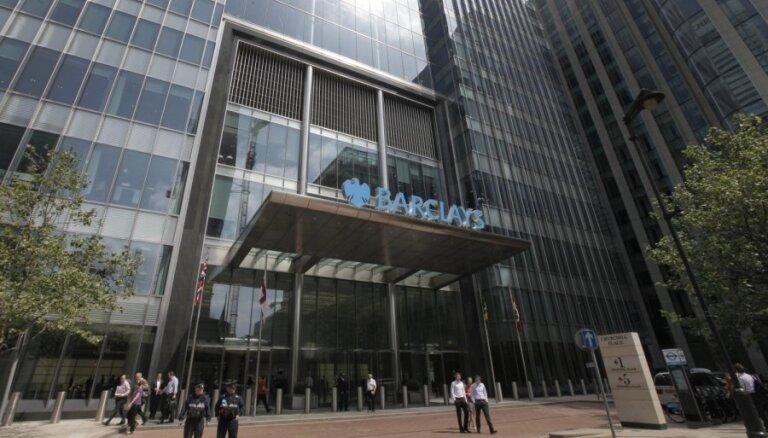 Lielākās pasaules bankas tur aizdomās par manipulācijām ar kreditēšanas likmēm