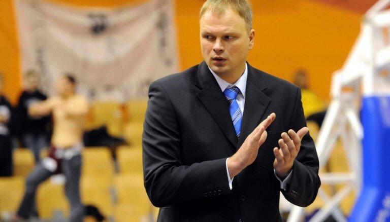 Uvis Helmanis kļūst par 'Liepāja/Triobet' galveno treneri