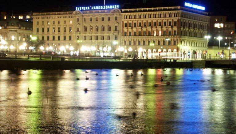 'Svenska Handelsbanken' slēgs filiāles Rīgā, Tallinā un Viļņā
