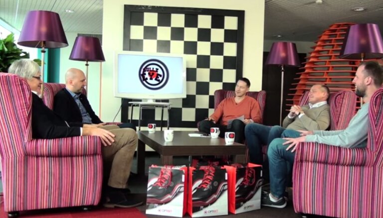 Video: Basketbola eksperti spriež par Timmas un Porziņģa nākotni