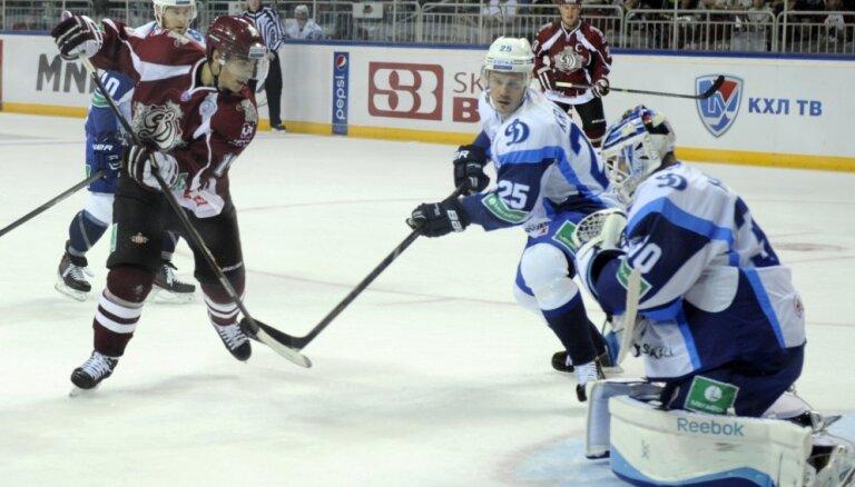 Rīgas 'Dinamo' sezonu sāk ar atspēlēšanos un uzvaru pār Minskas 'Dinamo'