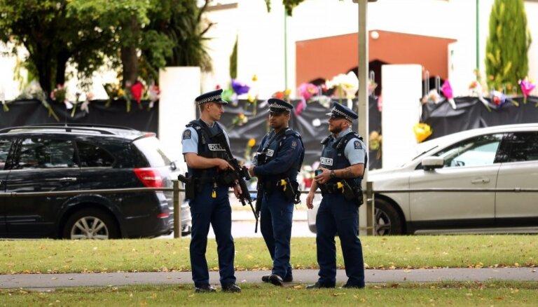 Устроивший бойню в мечетях новозеландский стрелок приезжал перед атакой в Латвию