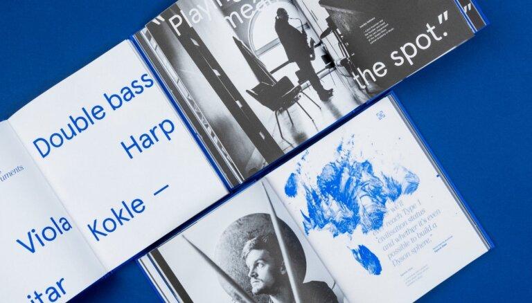 Latvijas Dizaina Lielo gada balvu saņēmis darbs 'Stories in Sounds'