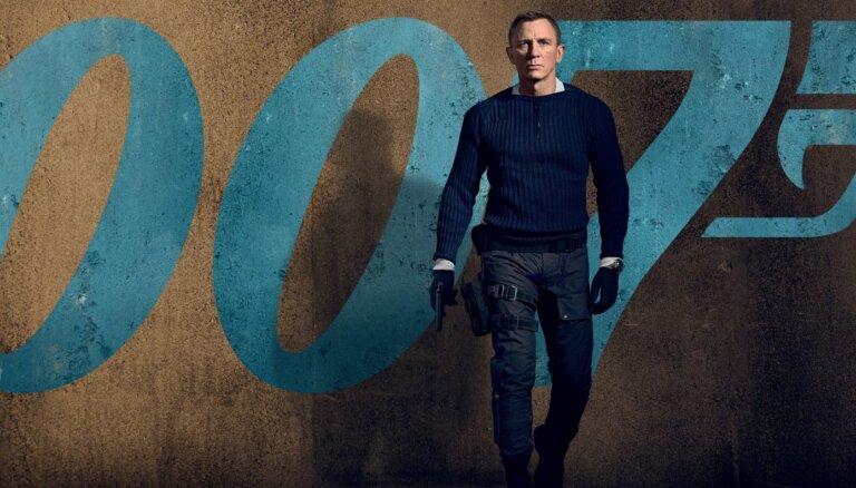 Bonds ir miris, lai dzīvo Bonds: atvadas no Daniela Kreiga ēras