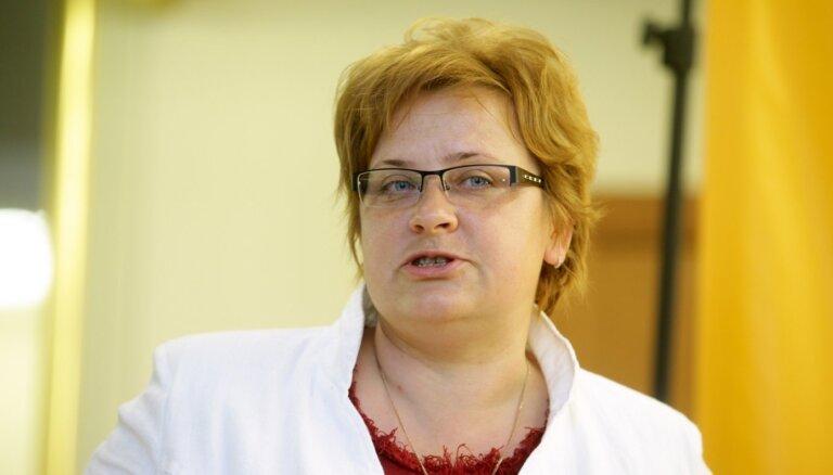Новым мэром Талсинского края стала Сандра Петерсоне из Нацблока