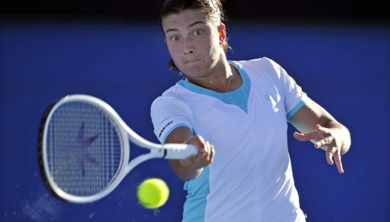 Sevastova uzlabo situāciju WTA rangā