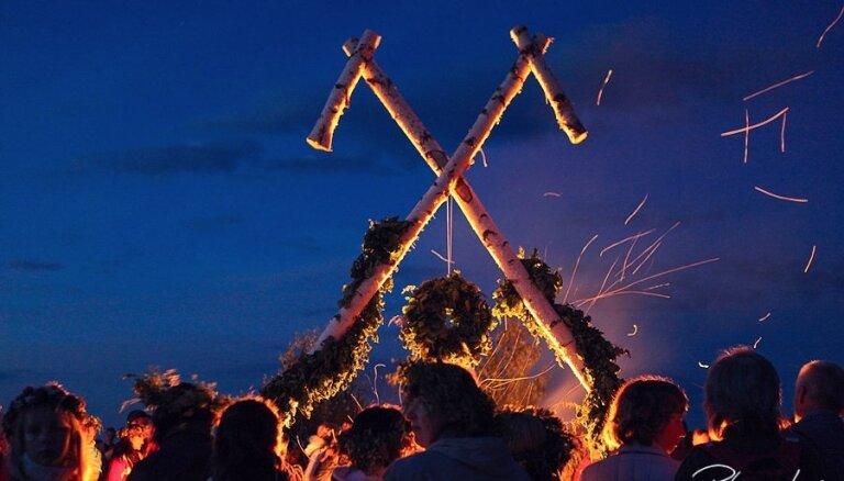 Rituāli un tradīcijas: Julgī Staltes ieteikumi Jāņu svinēšanai tautiskā garā
