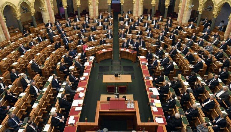 Ungārijas parlaments noraida Stambulas konvencijas ratifikāciju