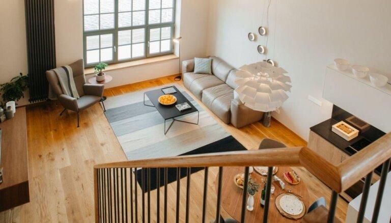ФОТО: Столичный шарм — пять современных квартир в Риге