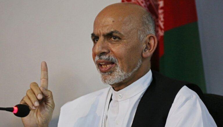 Президент Афганистана подписал с США договор о безопасности