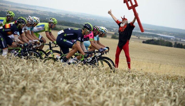 Nākamā gada 'Tour de France' sāksies Beļģijā un būs visu laiku augstākais
