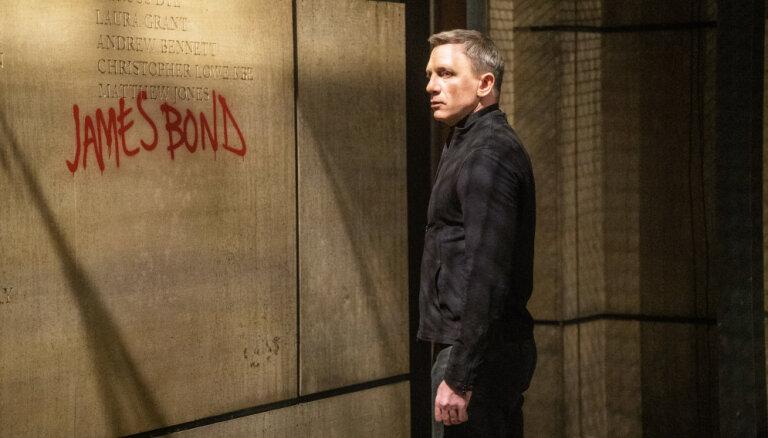 Latvijas skatītāji jauno Džeimsa Bonda filmu vērtē kritiski