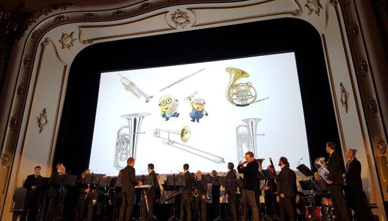 Orķestris 'Rīga' īpašos koncertos aicina bērnus atklāt mūzikas aizraujošo pasauli