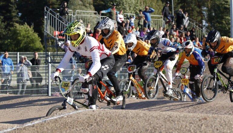 'SMScredit.lv BMX čempionāta' sezona finišēs Valmierā
