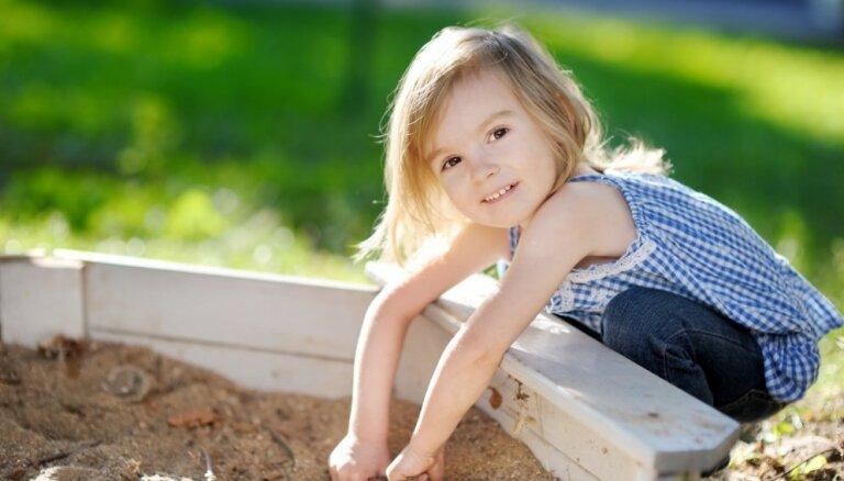 13 idejas, kā izveidot bērniem draudzīgu dārzu