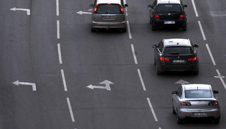 Latvijā uz ceļiem aizvadīta diena bez bojāgājušajiem