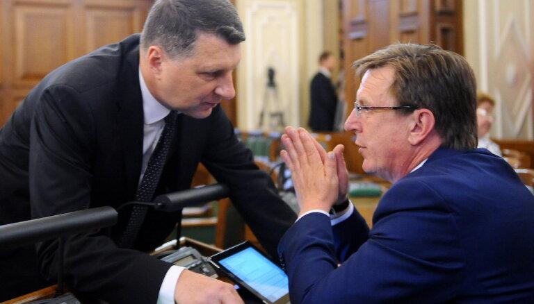 Вейонис остался единственным кандидатом на президентский пост