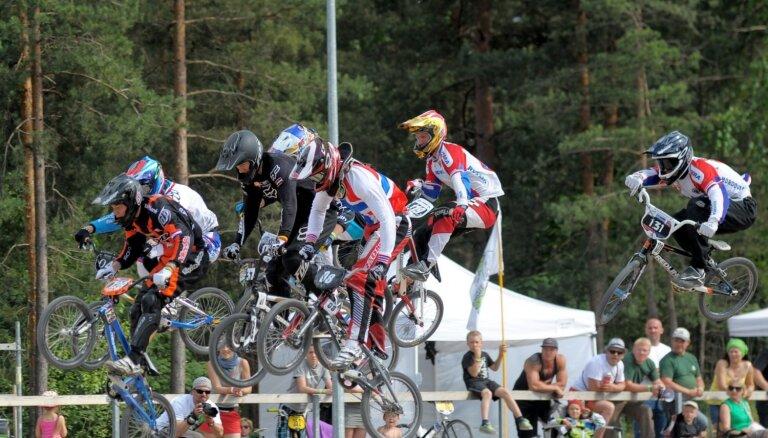 Ar septīto posmu Rīgā noslēgsies 'SMScredit.lv' BMX čempionāta sezona