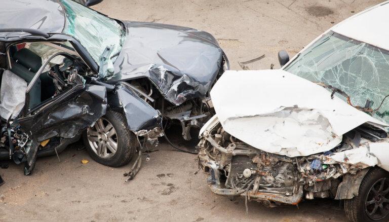 Госполиция: за сутки в автоавариях пострадали 11 человек