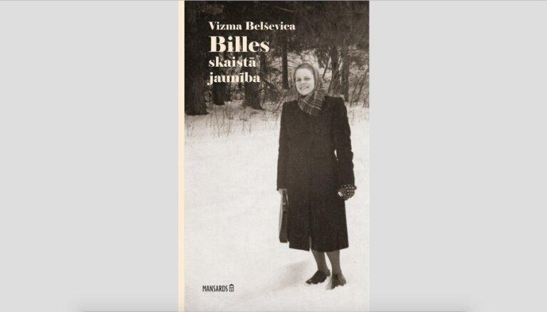 Iznāk Vizmas Belševicas triloģijas 'Bille' trešā daļa 'Billes skaistā jaunība'