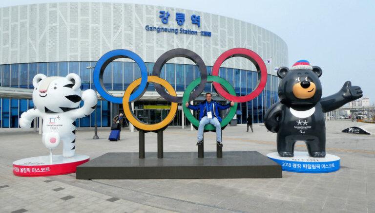 """Мое """"проклятие Рио"""" снято. Журналист DELFI Улдис Страутманис о том, как Олимпиада выглядит изнутри"""