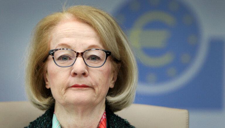 Представитель ЕЦБ: возможно, некоторые латвийские банки исчезнут