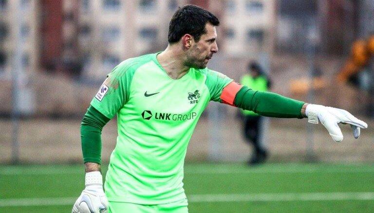 Līdere RFS un 'Ventspils' nespēj uzvarēt jau trešo spēli pēc kārtas