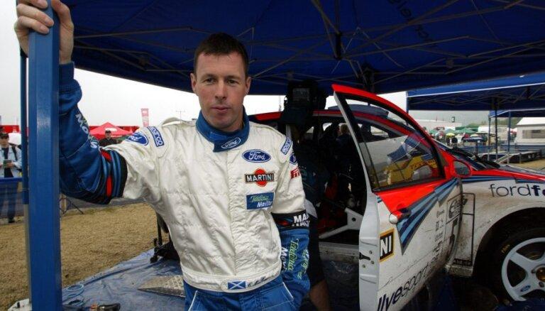 Izmeklēšana: pasaules rallija čempions Kolins Makrejs pats vainojams traģiskajā helikoptera avārijā