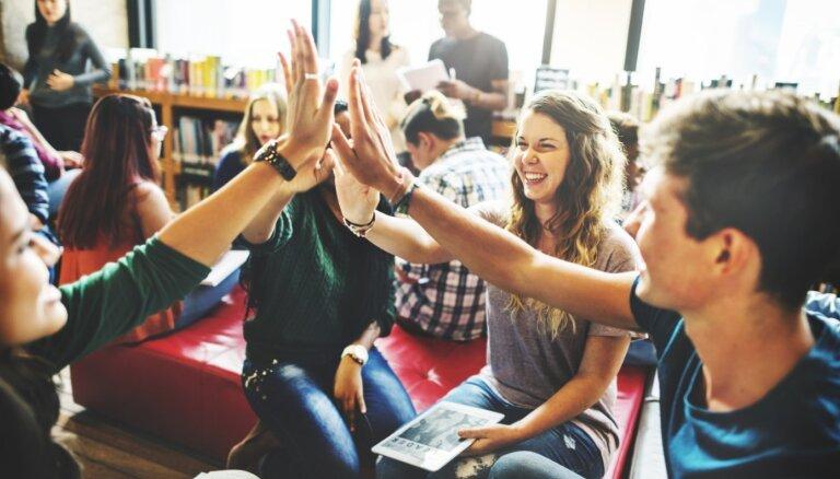 122 skolās īstenos aktivitātes psihoemocionālās labsajūtas celšanai