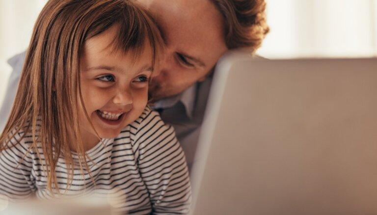 Vecākiem piedāvā apgūt bērna audzināšanas sistēmu harmoniskas personības attīstībai