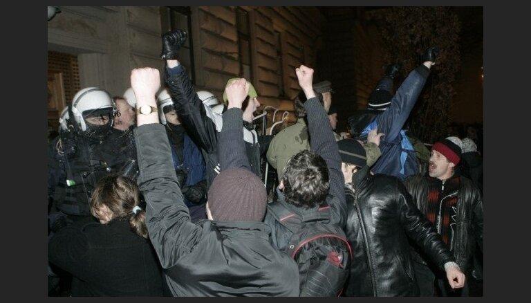 Кажока: волнения в Вецриге привели к грандиозным переменам
